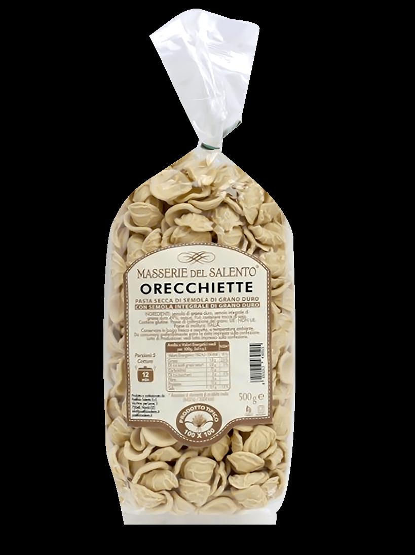 Orecchiette Secche Integrali Masserie del Salento