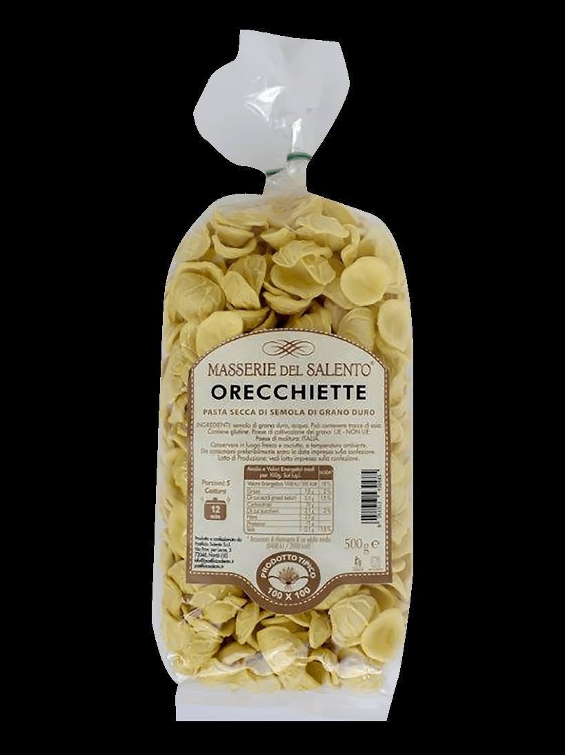 Orecchiette secche - Masserie del Salento
