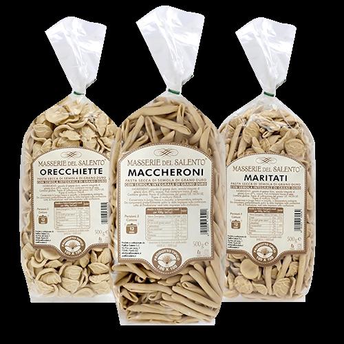 Pasta secca Integrale - Masserie del Salento